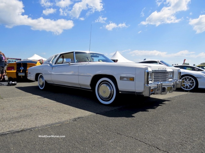 Classic American Iron at the CF Charities Supercar Show