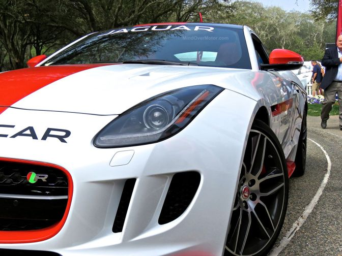Jaguar F-Type R AWD: A Cat Tamed By Four Paws?