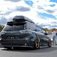 When the condoms all broke, but #Stance is life, this Toyota Sienna is your  Shaggin' Wagon