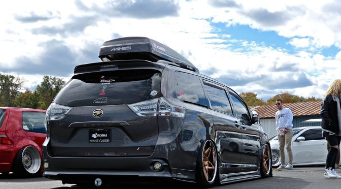 German CarsLuxury CarsSlammed CarsVolkswagen When The Condoms All Broke But Stance Is Life This Toyota Sienna