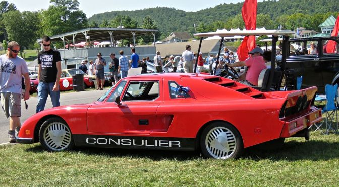 Consulier GTP at the Lime Rock Sunday In the Park: EDIT – Warren Mosler Responds