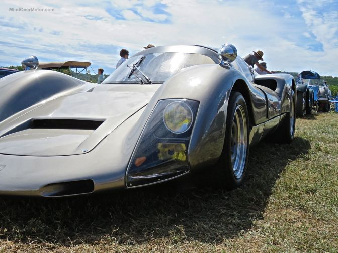 1966 Porsche 906/Carrera 6 Racecar at Radnor Hunt