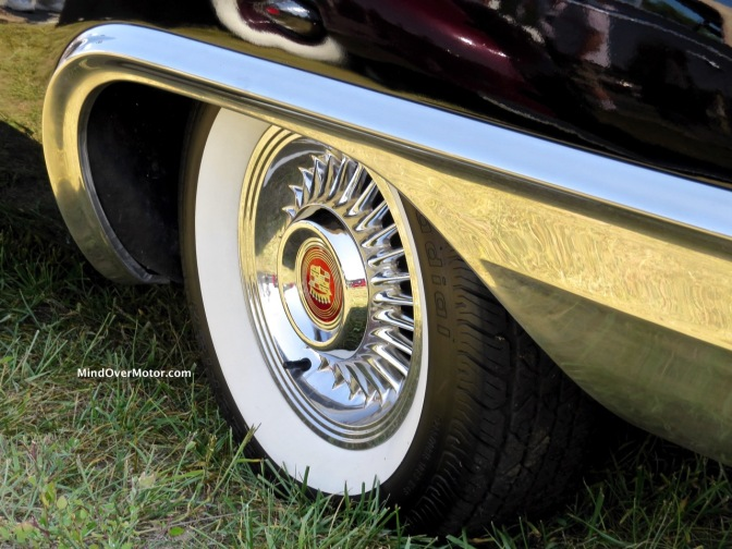 1957 Cadillac Eldorado Biarritz at the 2016 Lime Rock Concours