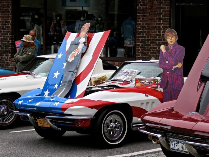 Highlights from the Scarsdale Concours d'Elegance