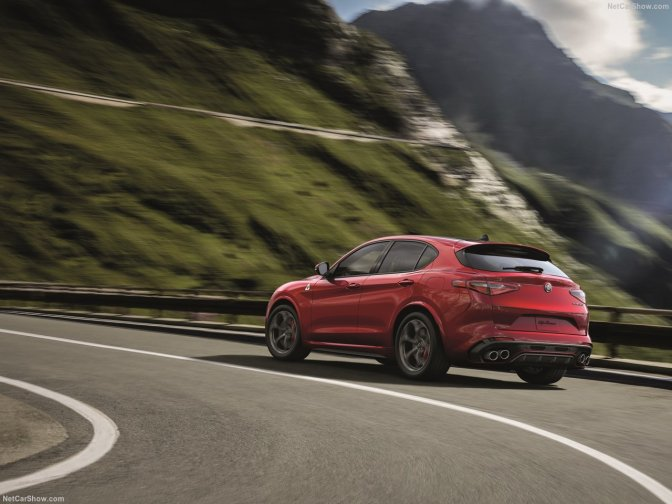 So, Alfa Romeo Is Making an SUV