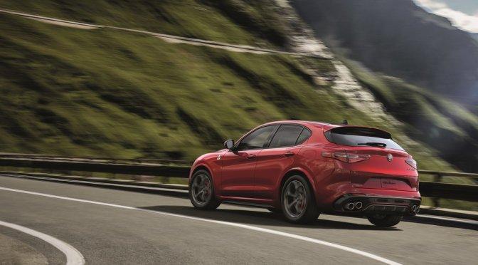 So, Alfa Romeo Is Making an SUV