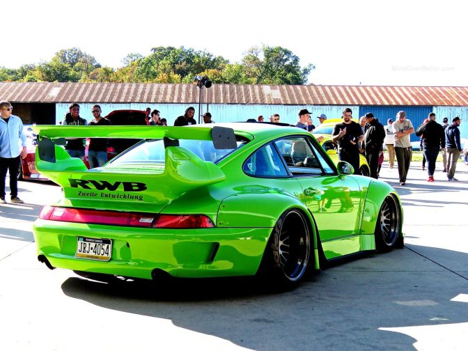 Today I'm Thankful For This Rauh-Welt Porsche