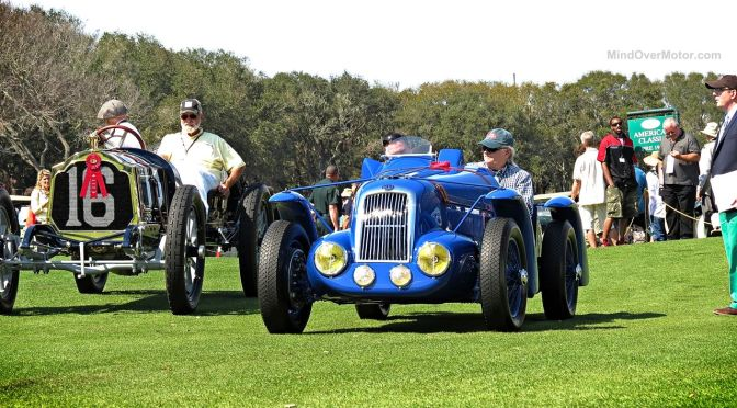 This 1939 Delage D6 3 Liter Gran Prix is from the last glory days of French racing