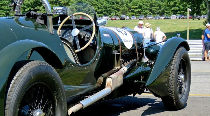 1939 Lagonda V12 Le Mans at Lime Rock