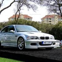The Elusive BMW E46 M3 GTR at Amelia Island
