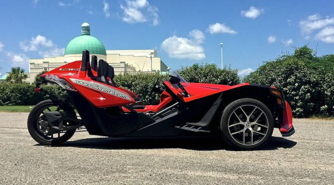 Polaris Slingshot Review: You'll Be the Talk of the Town