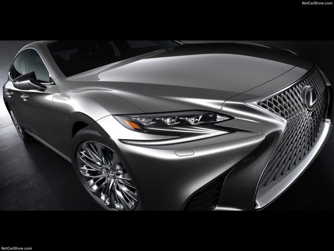 Lexus' Modern Luxury Flagship Is Finally Here
