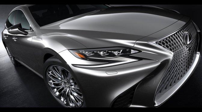 Lexus' Modern Luxury Flagship Is Finally Here