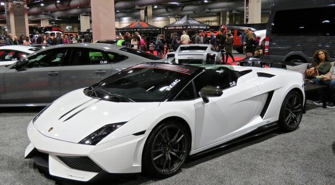 Lamborghini Gallardo Lp570 4 Spyder Performante In Philly Mind