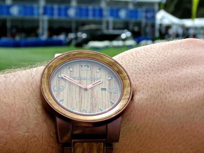 Original Grain: A Watch Worth Wearing