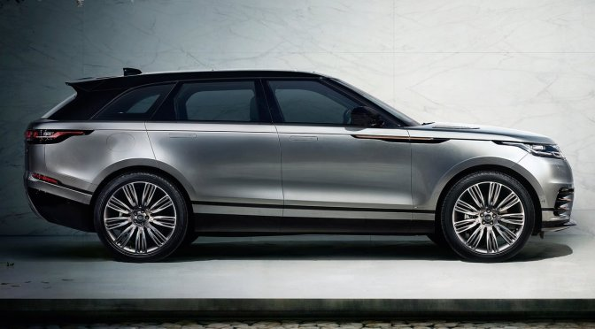 The Range Rover Velar Looks Incredible!