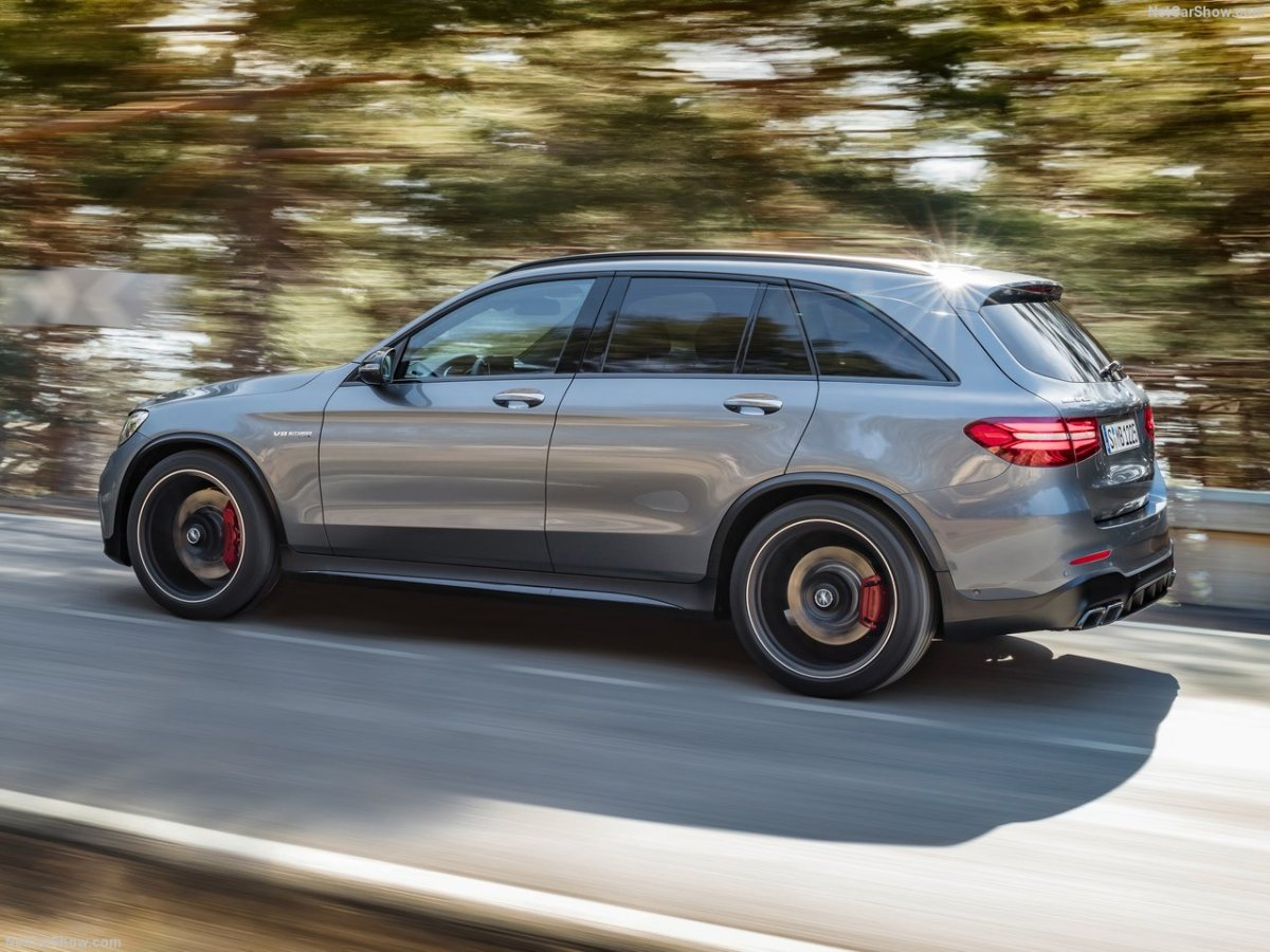 Mercedes Just Dropped My Dream Suv The Glc63 Amg Mind