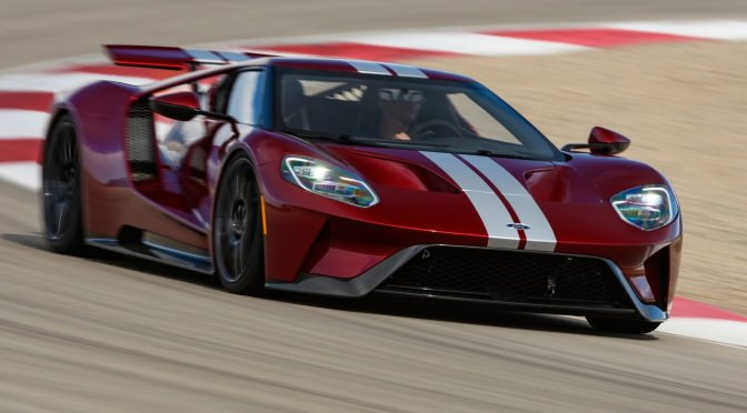 Ford GT: The Half-a-Million Dollar Question