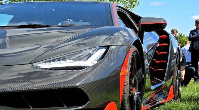 The Lamborghini Centenario Lp 770 4 Is Unbelievable In Person