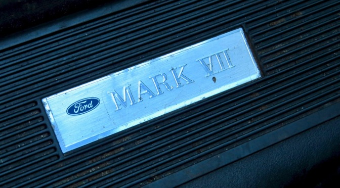 The Lincoln Mark VII Chronicles, Part III: One Battle Ends, and Another Begins