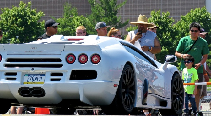 Some Highlights From the CF Charities Supercar Show in Philadelphia