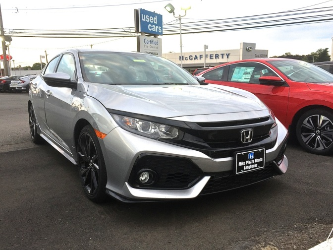 Honda Civic Hatchback Sport Review: My Next Daily Driver?
