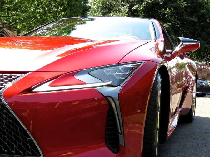 Lexus LC 500 Review: Lexus Has Finally Found Their Form