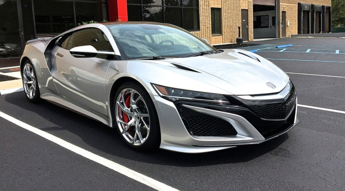 "Acura NSX Review: Can an Acura be a ""full"" supercar?"
