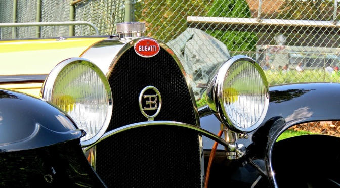 1932 Bugatti Type 55 Roadster at Radnor Hunt