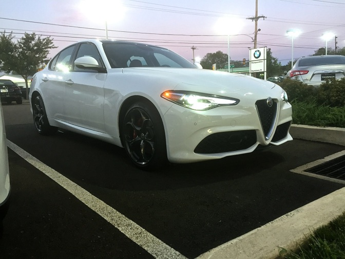 Alfa Romeo Giulia Ti AWD: Is an Italian Daily  Driver a Good Idea?