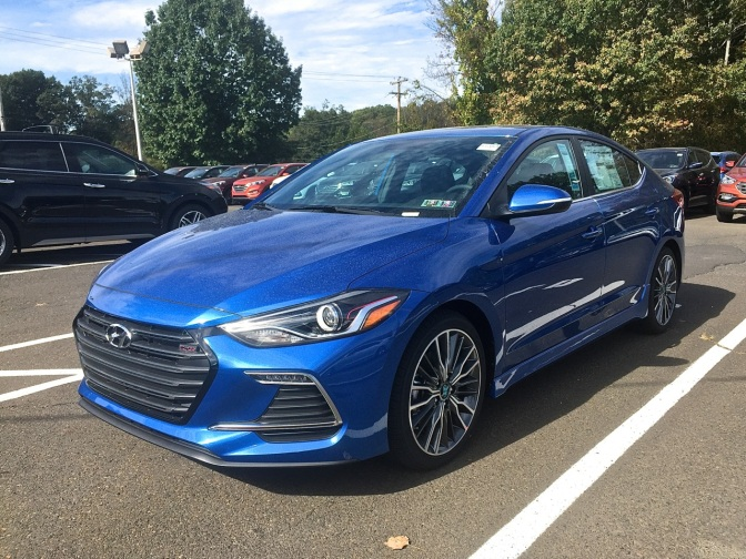 Hyundai Elantra Sport DCT Review: An Unknown Gem
