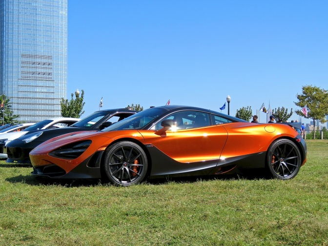 My first McLaren 720S at Driven By Purpose