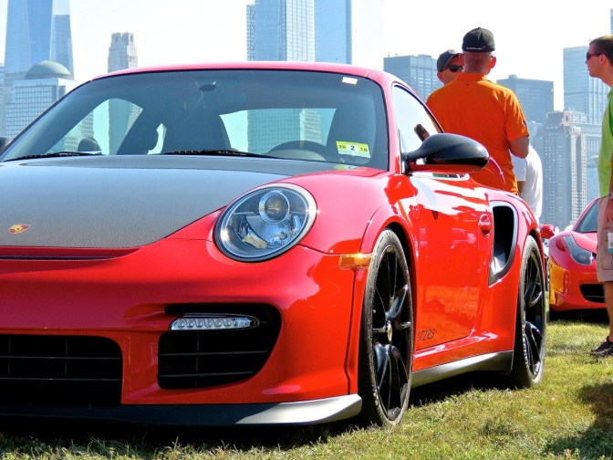 Porsche 997 GT2 RS at Driven By Purpose