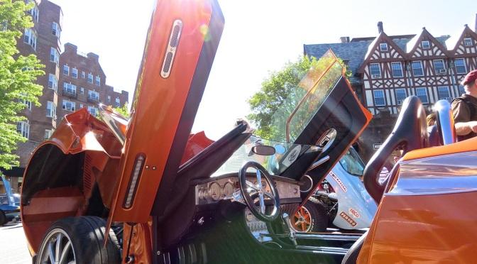 Spyker C8 Spyder in Scarsdale