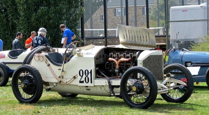 1912 Mercedes-Benz Grand Prix Special at Radnor Hunt