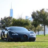 Bugatti Veyron Super Sport at Driven By Purpose