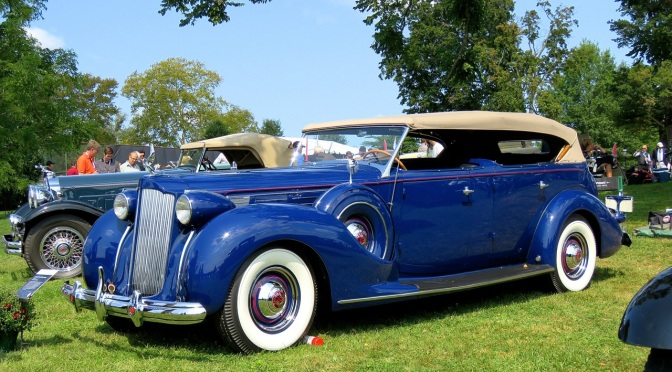 This 1938 Packard was V12 Pimpin' before Pimpin' was Pimp