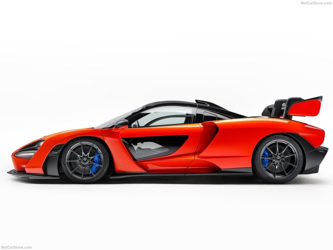 "The Senna is awesome, but please stop calling it a ""hypercar"""