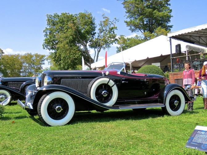 Auburn 12-165 Salon Speedster at Radnor Hunt