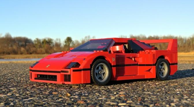 I've finished my LEGO Ferrari F40 | Mind Over Motor