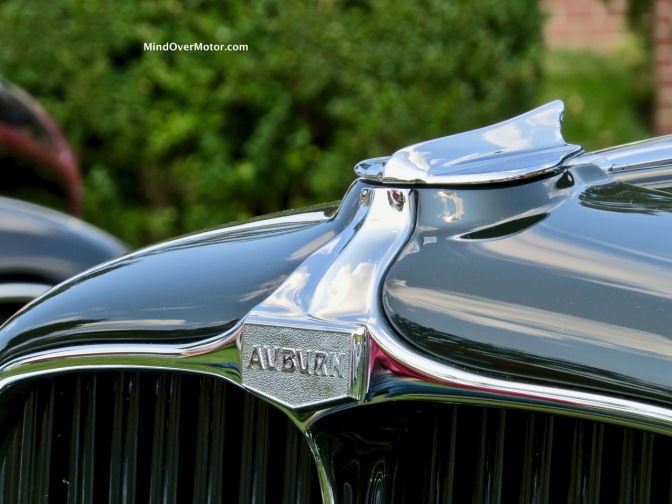 1932 Auburn 12-160A Speedster at the 2017 Radnor Hunt Concours