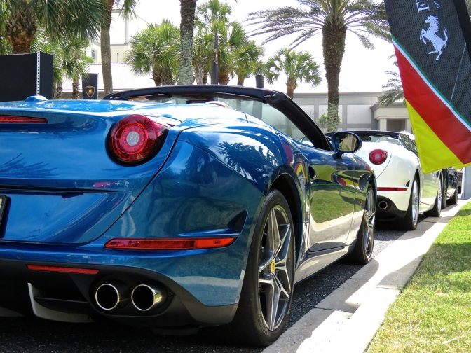 Come Along for a Test Drive in the Ferrari California T!