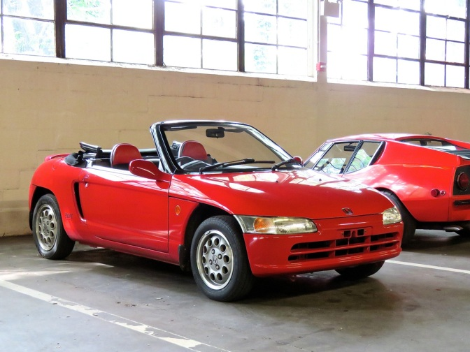 The Adorable Honda Beat at the Lane Motor Museum
