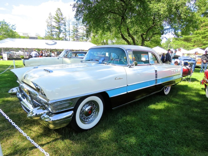 Packard Caribbean at the Greenwich Concours