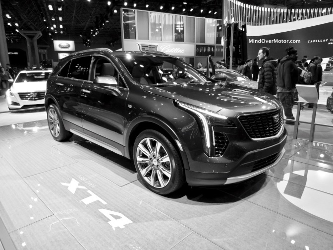 Can Cadillac Connect with Millennials via their new XT4?