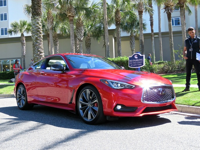 Infiniti Q60 Red Sport 400 AWD Review: Don't call it a sports car