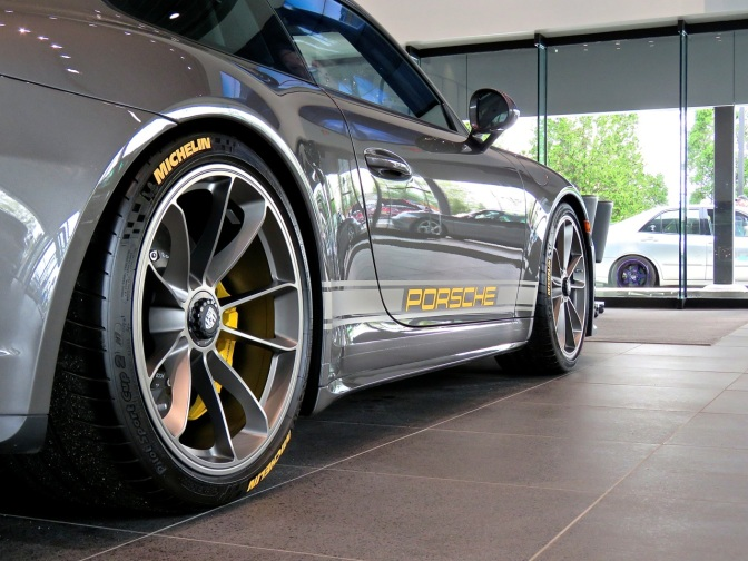 An Immaculate Porsche 991.2 GT3 Touring at Porsche of Princeton