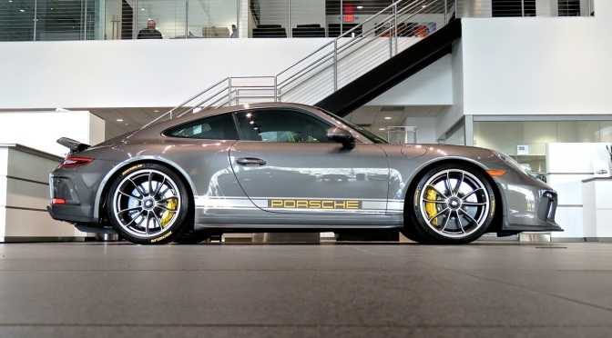 Highlights from Porsche of Princeton Cars and Coffee