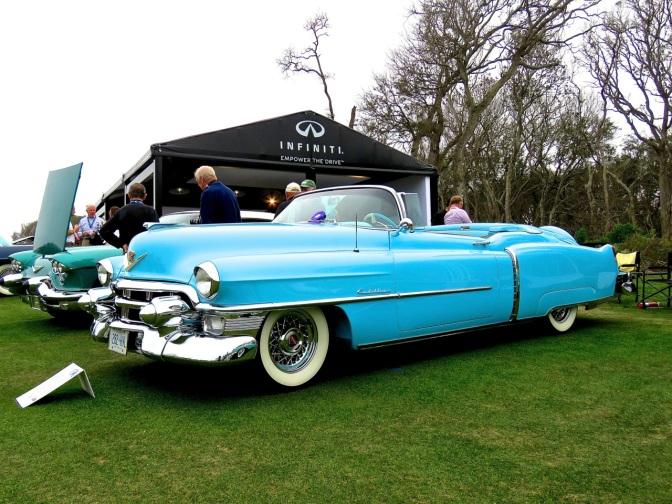 1953 Cadillac Eldorado at Amelia Island