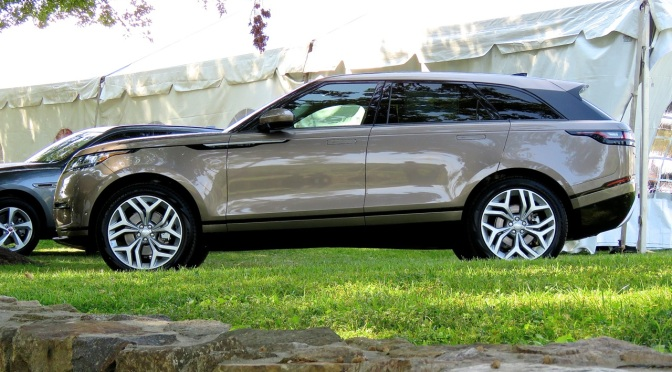 Range Rover Velar P380 SE Review: Taking a Different Approach